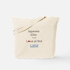 Chin Lick Tote Bag