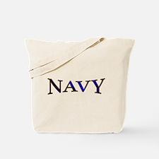 NAVY2.png Tote Bag