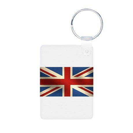 British Flag Keychains