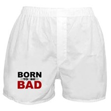 Born to be Bad Boxer Shorts