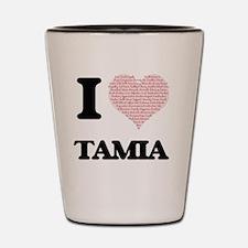 Tamia Shot Glass
