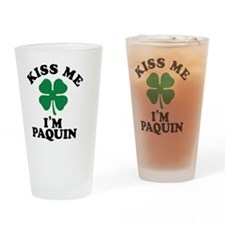 Cute Paquin Drinking Glass