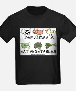 Cute Vegetarianism T