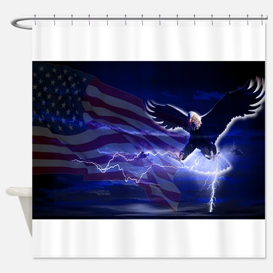 Isfge1.png Shower Curtain