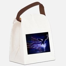 Isfge1.png Canvas Lunch Bag