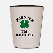 Cute Kroger Shot Glass