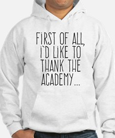 First of All, I'd Like to Thank the Academy... Hoo