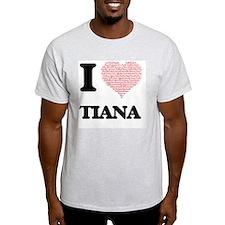 Cute Tiana T-Shirt