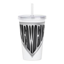 spr_newfie_chrm.png Acrylic Double-wall Tumbler