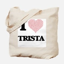 Unique Trista Tote Bag