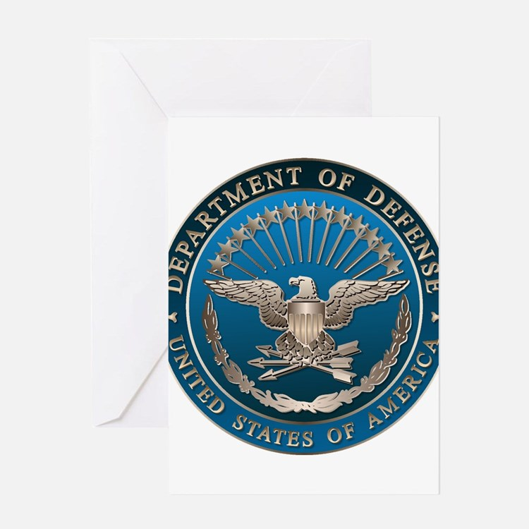 dod2 Greeting Cards