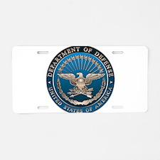 dod2.png Aluminum License Plate