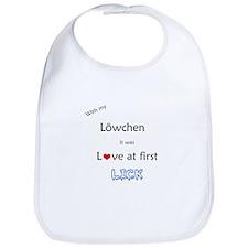 Lowchen Lick Bib