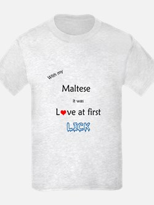 Maltese Lick T-Shirt