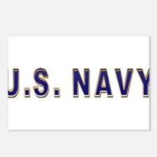 us_navy2.png Postcards (Package of 8)