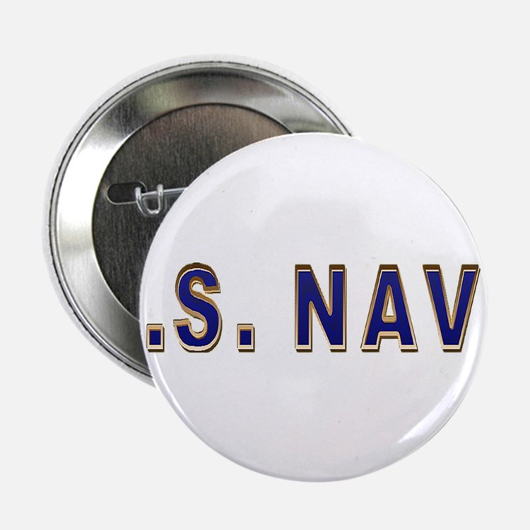 """us_navy2.png 2.25"""" Button (10 pack)"""