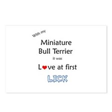 Mini Bull Lick Postcards (Package of 8)