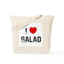 I * Salad Tote Bag
