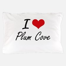 I love Plum Cove Massachusetts artist Pillow Case