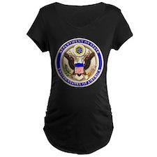 SbTATE_DEPT2xx Maternity T-Shirt