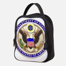 SbTATE_DEPT2xx.png Neoprene Lunch Bag
