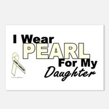 I Wear Pearl 3 (Daughter LC) Postcards (Package of