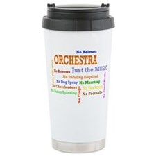 Cool Viola Travel Mug