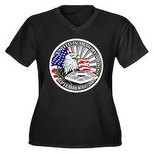 9/11 Memorial Plus Size T-Shirt
