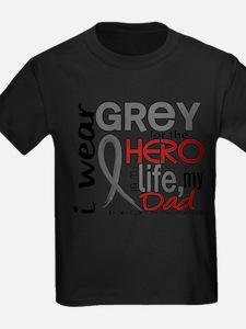 Unique Gray grey T