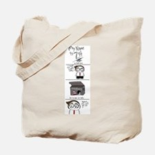 WildEyedPixie Zit Tote Bag