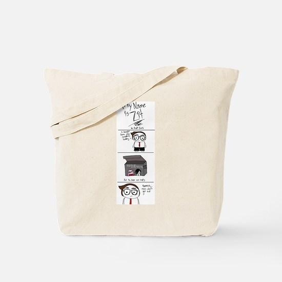 WildEyedPixie Zit Tote Bag