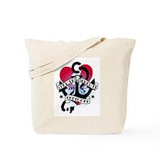 Stewed, Screwed and Tattooed Tote Bag