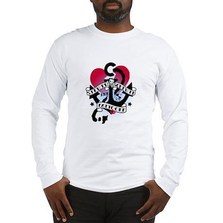 Stewed, Screwed and Tattooed Long Sleeve T-Shirt