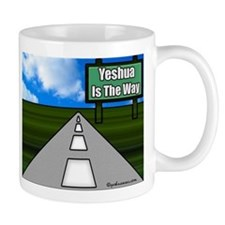 Yeshua Is The Way Small Mugs