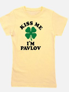 Cute Pavlov Girl's Tee