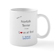 Norfolk Lick Mug