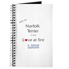 Norfolk Lick Journal