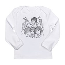 Unique Mysterious Long Sleeve Infant T-Shirt