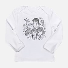 Cartoons Long Sleeve Infant T-Shirt