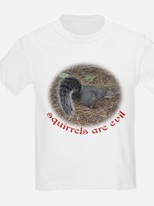 Evil Squirrel T-Shirt