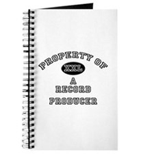 Property of a Record Producer Journal