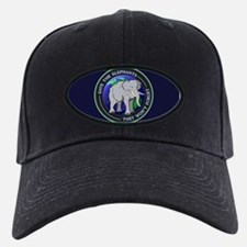 Cute Elephants Baseball Hat