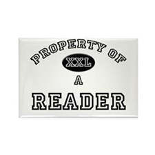 Property of a Reader Rectangle Magnet