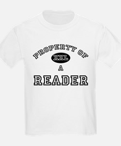 Property of a Reader T-Shirt