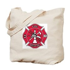 FIRE / EMS  Tote Bag