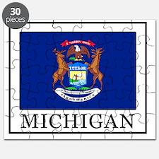 Cute Michigander Puzzle