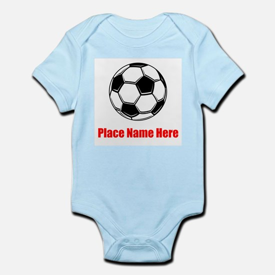 Soccer Body Suit