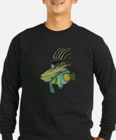 John Dory fish Long Sleeve T-Shirt