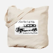 Cute Car craft Tote Bag