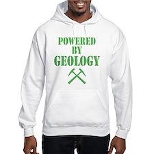 Powered By Geology Hoodie